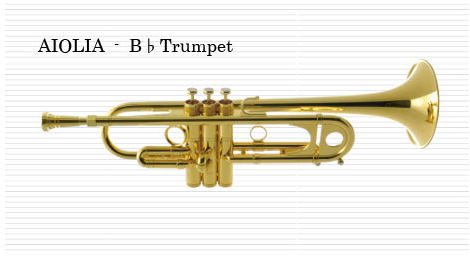 AIOLIA:The Ultimate Trumpet Collections | BEST BRASS Corp